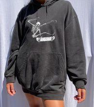 YICIYA crne drle Cartons imprimer mode filles femmes sweat-shirt en vrac sweat à capuche goutte-paule Sport contrat