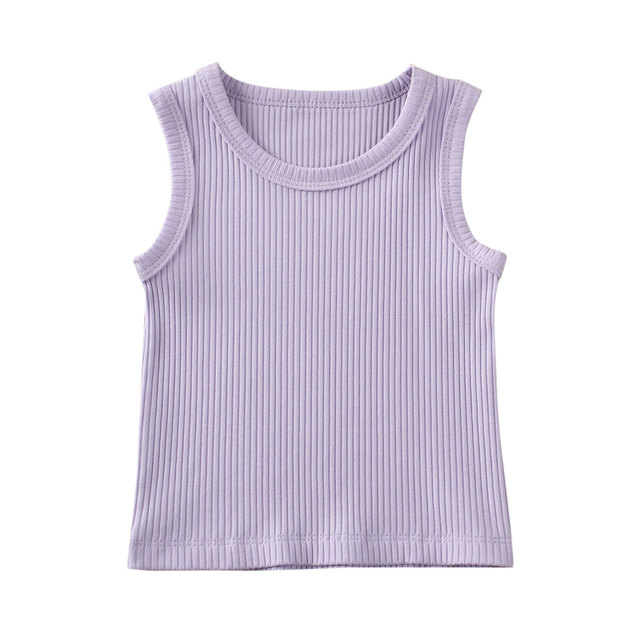 cotton purple top