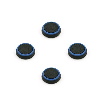 Thumb Stick Grips Caps For Playstation 4 Ps4 Pro Slim Silicone Analog Thumbstick Grips Cover For Xbox Ps3 Ps4 Accessories image