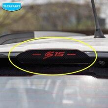 Car Trunk Door Rear High Brake Light Sticker,For Changan CS15,CS15 EV400