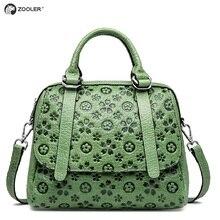 New Fashion Luxury Embossed Women's Real  Leather Handbags Genuine Leather Bag B186s Ladies Shoulder Bag Women Business Tote Bag цена 2017