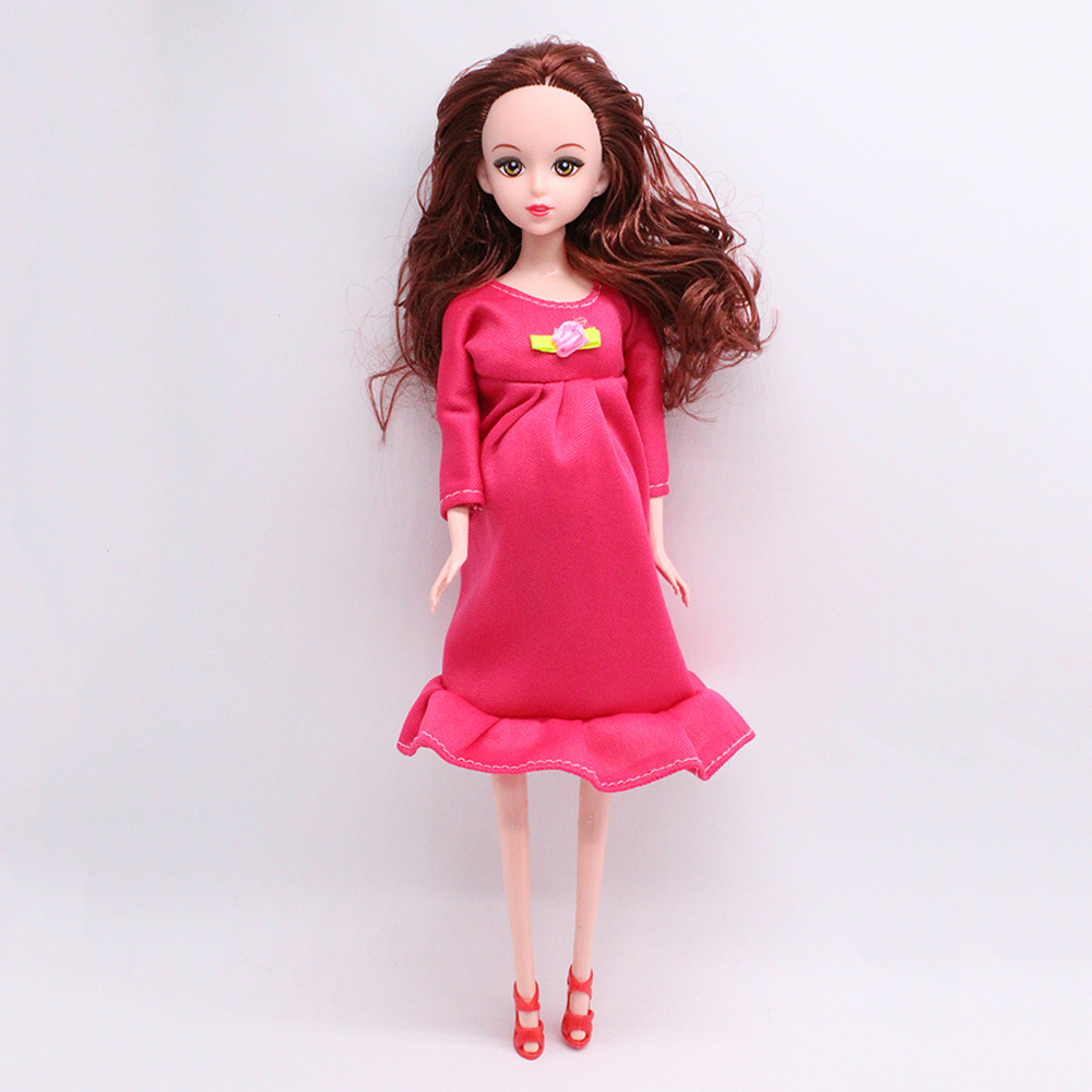 baby toys pregnant doll (6)