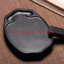 She Inkstone Small Jin Xing Inkslab for Calligraphy Inkstone Calligraphy painting Tool