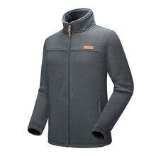 Осенняя и зимняя флисовая мужская двусторонняя флисовая куртка ветронепроницаемая теплая Толстая куртка кардиган источник