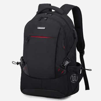 27L Men 17 inch Laptop Backpacks School Fashion Travel Male Mochilas Feminina Casual Women Schoolbag Gift chest bag - DISCOUNT ITEM  50% OFF All Category