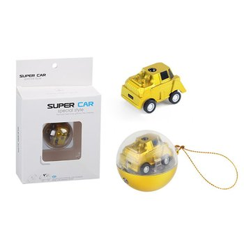 цена на 2.4G Mini Football Remote Control Vehicle Q Edition Two-way Remote Control Vehicle Model Toy Remote Control Ball Toy