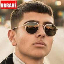 RBRARE 2019 Metal Square Polarized Sunglasses Women Classic Mirror Sun Glasses Street Beat Shopping Vintage Oculos De Sol Gafas