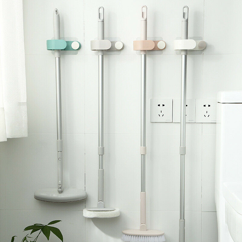 Mop and Broom Storage Holder font b Home b font Mop Organizer font b Garden b