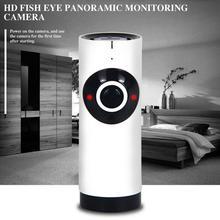 цена на HD Smart Wireless Super Wide-Angle Camera 360 Degree Panoramic Surveillance Camera Remote Infrared Camera