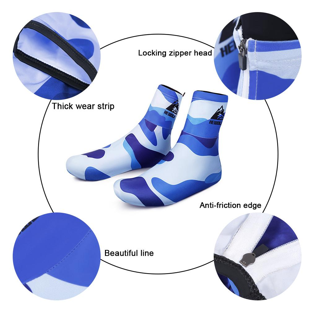Outdoor Shoes Covers Sand Proof Shoe Cover Windproof Boot Covers For Hiking Running Men Women Supplies