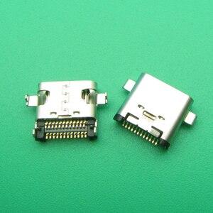 Image 2 - 5 PCS 50 PCS Usb Type C Lading Poort Jack Dock Socket Plug Voor Lenovo ZUK Z1 Z2 Z2PRO p1C72 P1C58 Opladen Connector reparatie onderdelen