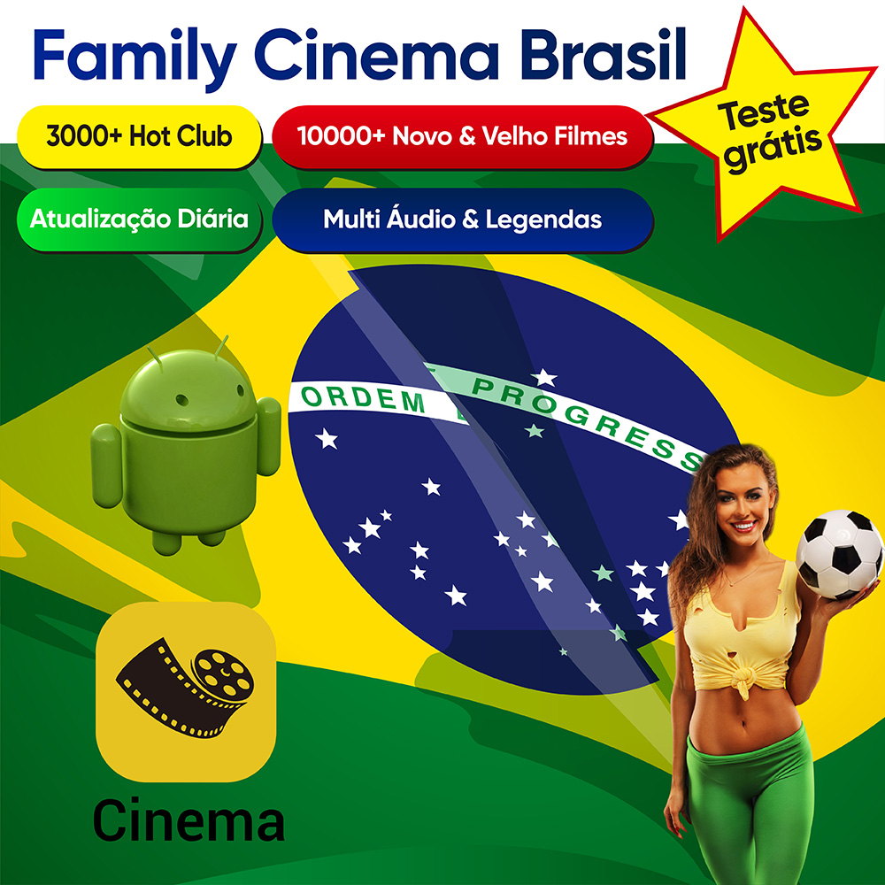 Supertv IPTV Brazil 1 Year Supports Multi Audio & Subtitle 3000+ Hot Club For Android Tv Box APK Android Phone IPTV Brazil