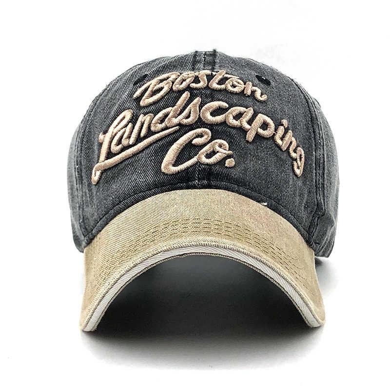2020 جديد إمرأة رجل في الهواء الطلق قبعة قطنية عالية الجودة المطرزة للجنسين الصيد قبعات البيسبول قابل للتعديل ل الصيف الذكور القبعات