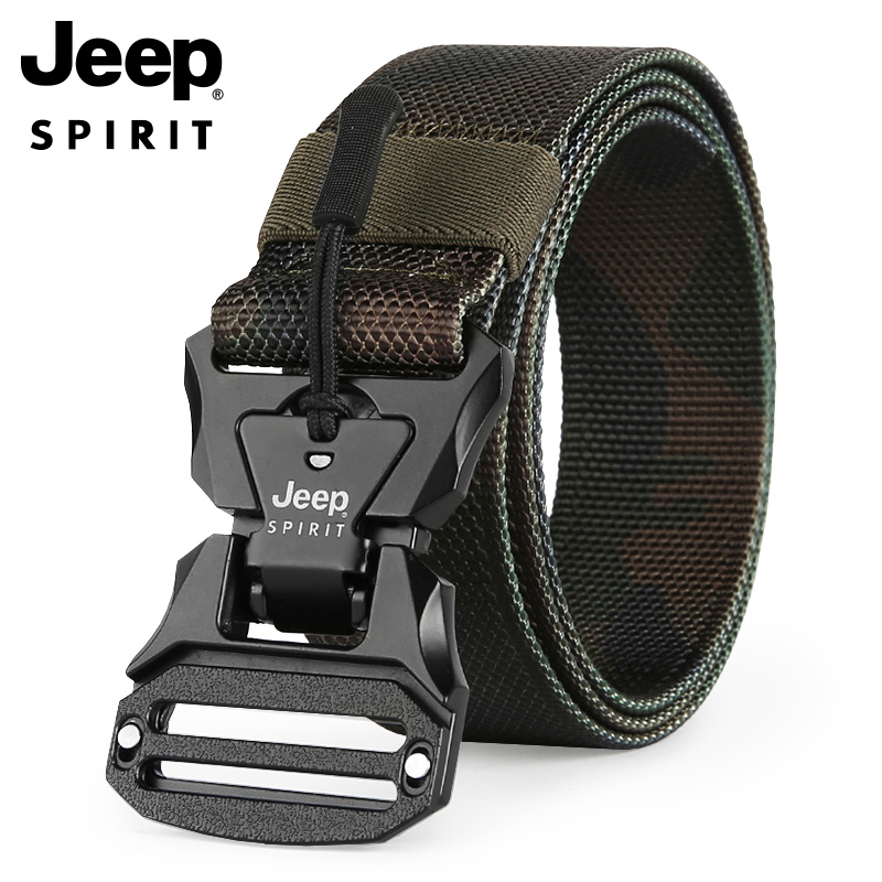 Tactical Belt Unisex Combat Survival High Quality Nylon Sports Soft Outdoor Work Hiking Mountaineering Belt Hunting Accessories