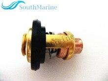 688 12411 6H3 12411 6E5 12411 silnik zaburtowy łodzi termostat do Yamaha 2 suwowy 3HP 15HP 25HP 30HP 40HP   250HP