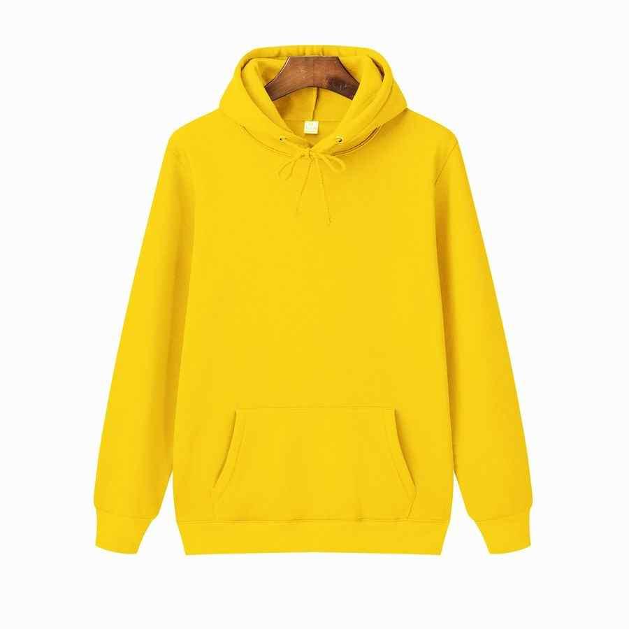 Nowy dorywczo żółty zielony różowy fioletowy pomarańczowy bluza z kapturem Hip Hop odzież uliczna bluzy deskorolka mężczyźni/kobieta swetry bluzy męskie