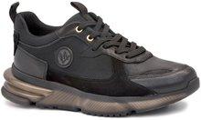 Gedikpaşalı MRC 21K 12419 czarne buty męskie buty na co dzień