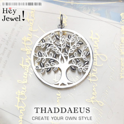 Pendant Tree,2020 Brand New Fashion Romantic Jewelry Europe Bijoux Accessories 925 Sterling Silver Nature Gift For Woman