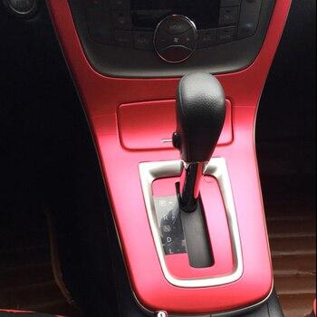 Nissan Sentra Zubehör   Für Nissan Sentra Sylphy 2012-2015Interior Zentrale Steuerung Panel Tür Griff Carbon Faser Aufkleber Aufkleber Auto Styling Zubehör