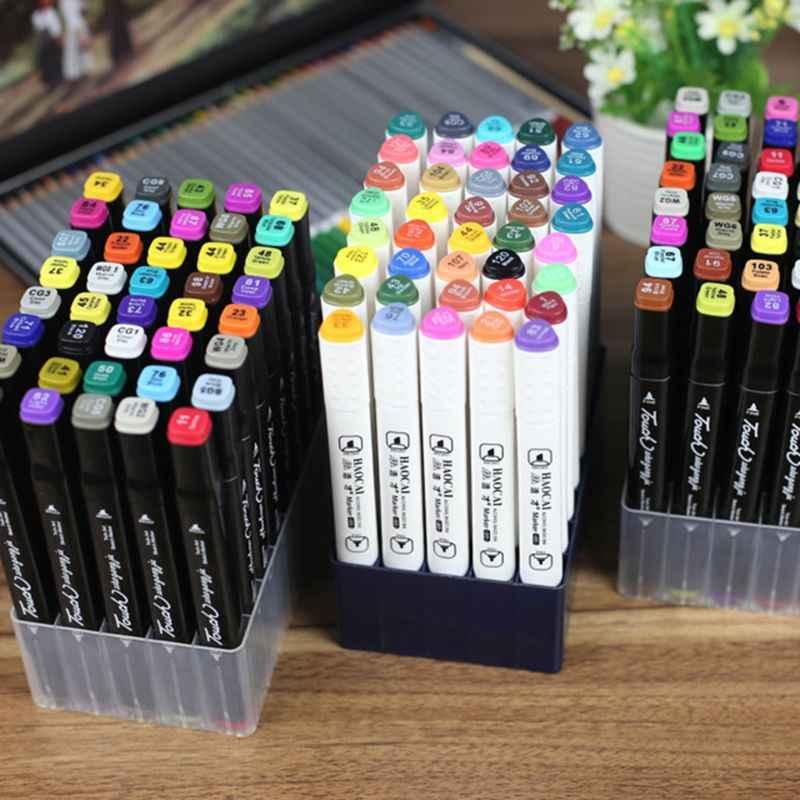 30/40 فتحات قلم تحديد حامل التخزين فرشاة قلم رصاص رف الجدول حامل المنظم أداة متعددة المهام X6HB