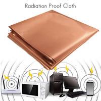 1 M EMF Protection Pure Copper Fabric-Blocking RFID Radiation Singal Wifi EMI EMP RF