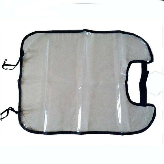 Osłona ochronna na tył siedzenia samochodowego dla dzieci dla dzieci dla dzieci anty błoto brud pokrowiec na siedzenie samochodowe poduszki Kick Mat Pad akcesoria samochodowe