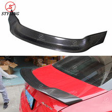 CLA250 Carbon Fiber trunk Spoiler R Style For Mercedes-benz W117 CLA200 CLA45 Rear Spoiler wing 2013 2014 2015 2016 2017 2018 цена