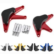 цены CNC Engine Case Stator Crash Pad Slider Protector For Honda CBR1000RR 2008 2009 2010 2011 2012 2013 2014 2015 2016