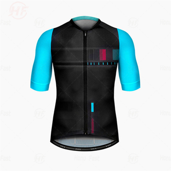Odzież męska nosić lepiej hiszpania Rainbow nowy zespół Areo jazda na rowerze Jersey z krótkim rękawem ubrania do jazdy rowerem lato MTB Road koszulka rowerowa tanie i dobre opinie honu fast IT (pochodzenie) POLIESTER Stretch Spandex SHORT men cycling jersey set Wiosna summer AUTUMN Koszulki Zamek na całej długości