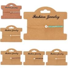Лазерный 6 цветов кристалл горный хрусталь сшивание браслет с бусами с картой для женщин Шарм регулируемый браслет украшение подарок