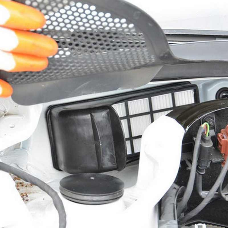 Tonlinker 1 pcs Non-tessuto di stile Dell'automobile Esterna Speciale filtro aria cleaner Caso Della Copertura Per Volkswagen POLO Berlina Jetta 2011-16
