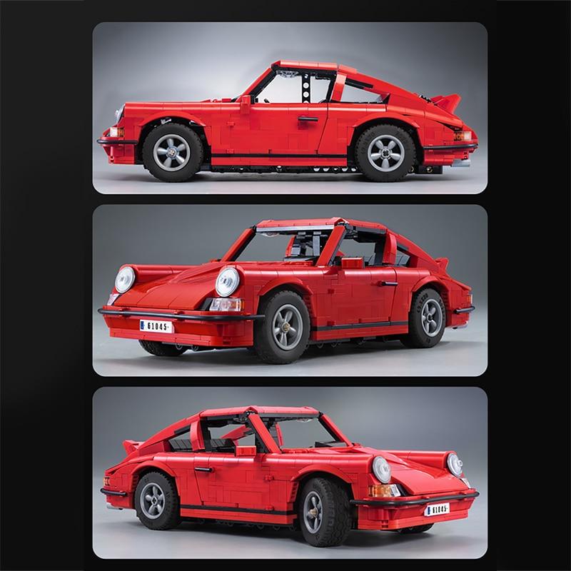 Cada C61045W Creator Technical RC Classic Retro Sports Car