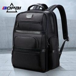 BOPAI Multi Funktion Business Reise Rucksack für Männer 15,6 zoll Laptop Casual Daypack Laptop Rucksack