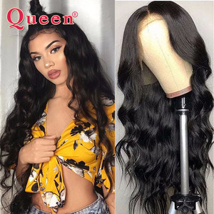 Body Wave Lace Closure Human Hair Wigs For Women Brazilian 4*4 Human Hair Wigs With Baby Hair Remy Lace Front Human Hair Wigs