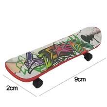 1 шт мини скейтборд на палец детские игрушки профессиональный