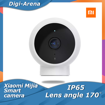 Original Xiaomi Mijia Smart Camera Standard 1080P 170 degrees 2.4G WiFi IR Night Vision IP65 Waterproof Outdoor Camera for Home