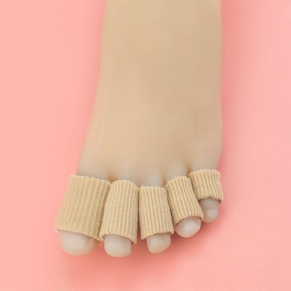 Аппликатор сепаратор для пальцев ног силиконовый чехол инструмент