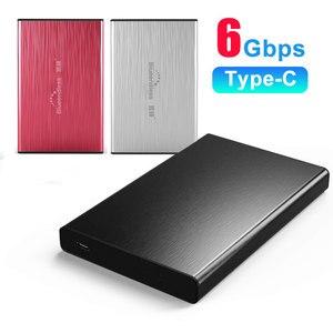 HDD Case USB Hard Drive Box 2.