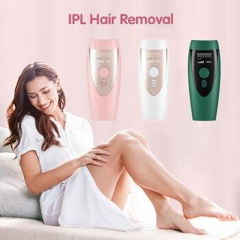 Лазерный эпилятор Fieezoe IPL Hair Removal F03 2