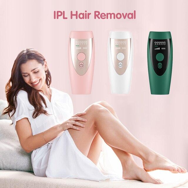 Лазерный эпилятор Fieezoe IPL Hair Removal F03