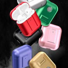 цена на Metal Aluminum Alloy Protective Case Scratchproof Cover Skin for Apple Airpods
