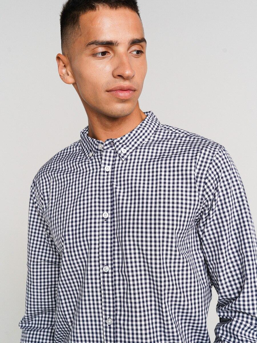 Блузка/сорочка с длин.рук.|Повседневные рубашки|   | АлиЭкспресс
