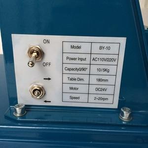 Image 5 - شحنة من روسيا 220 فولت BY 10 جهاز لحام صغير مناور الدوار 3 فك المخرطة المخدد K01 63 الأنابيب شبه التلقائي