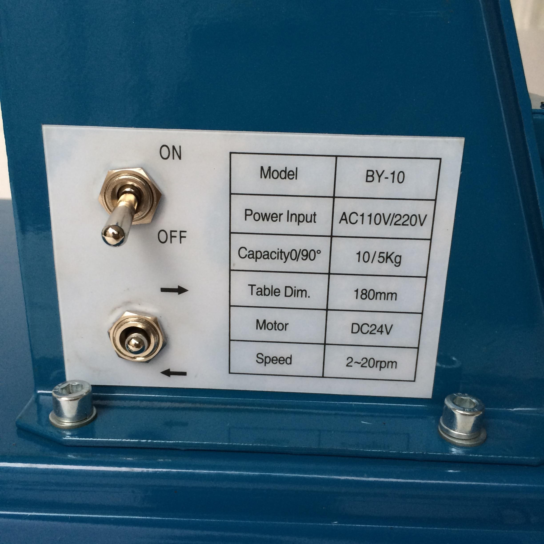 Piki-automaatne keevituslauaga 220V BY-10 pöörlemislauaga 3 lõuaga - Keevitusseadmed - Foto 6