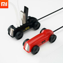 Xiaomi Youpin Bcase Vintage Car Design USB 2.0 Hub Splitter Expander Adapter 4Ports for Phone/U Disk/Wireless Mouse/USB Charging(China)