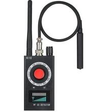 1 МГц-6,5 ГГц Многофункциональный Анти-шпионский детектор камера GSM аудио ошибка искатель gps сигнал объектив RF трекер Обнаружение беспроводной продукции