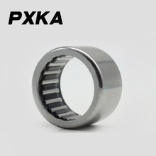 Free shipping 2pcs needle roller bearings HK1612 through hole 37941/16, HK162212 inner diameter 16 outer diameter 22 height 12