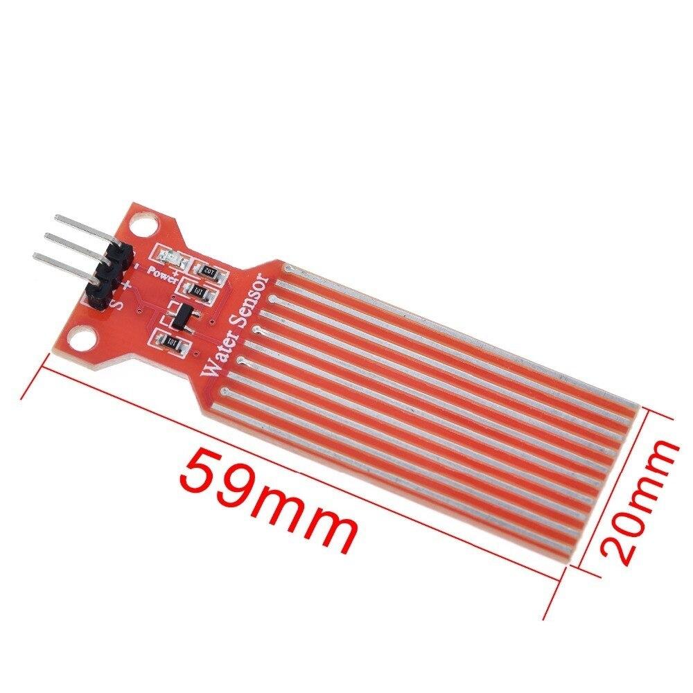 Rain Water Level Sensor Module Detection Liquid Surface Depth Height For Arduino