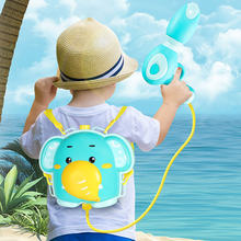 Water Beach Toys for Kids 2 to 4 Years Old Summer Toy Water Gun Water Gun Toy for Baby Boy 1 Year Old Gifts Children Backpack
