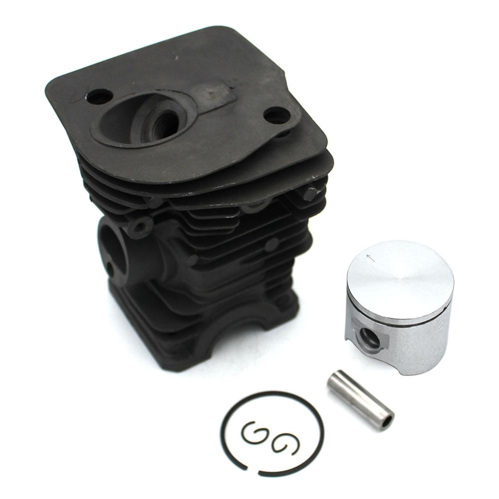Nakisil Cylinder Piston Kit 42mm For Jonsered Chainsaw 2145 CS2145 CS2145EPA PN 503870274 503870276